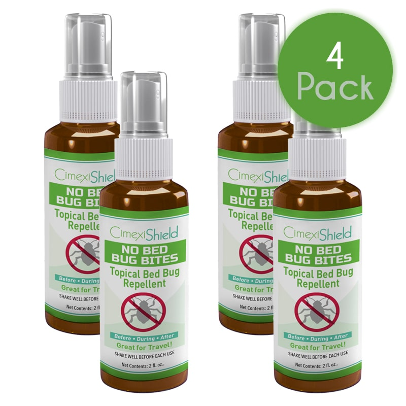CimexiShield , Bed Bug Repellent for Skin , Repel Bed Bugs , No More Bed Bugs , No Bed Bug Bites , Get Rid of Bed Bugs , Hotel Travel Insurance
