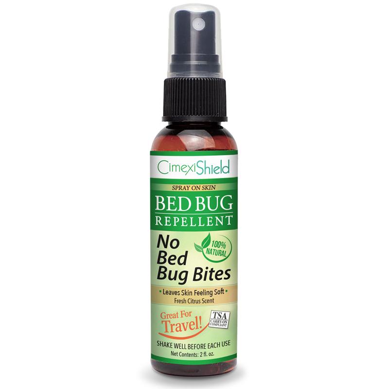 Bed Bug Travel Spray San Jose CA , bed bug repellent, bed bug repellent for skin, prevent bed bugs